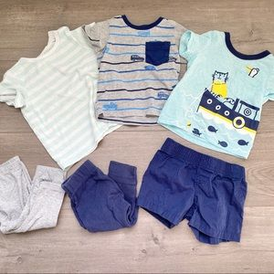 9 Months Baby Closed Bundle